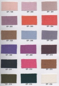 Color Chart 13