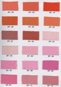 Color Chart 4