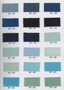 Color Chart 8